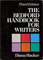 The Bedford Handbook for Writers