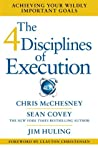 The 4 Disciplines of Execution: Achieving Your Wildly Important Goals ebook download free
