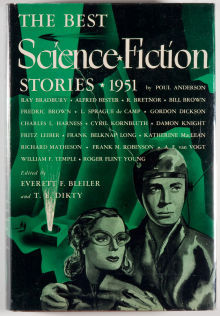 The Best Science Fiction Stories by E.F. Bleiler