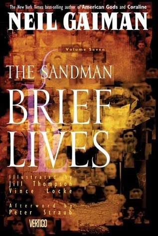 Brief Lives (The Sandman, #7)