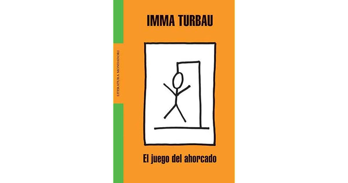 el juego del ahorcado by imma turbau