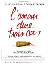 L'amour dure trois ans (Marc Marronnier, #3)