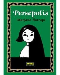 Persèpolis by Marjane Satrapi