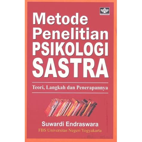 Metodologi penelitian sastra - Suwardi Endraswara - Google Books
