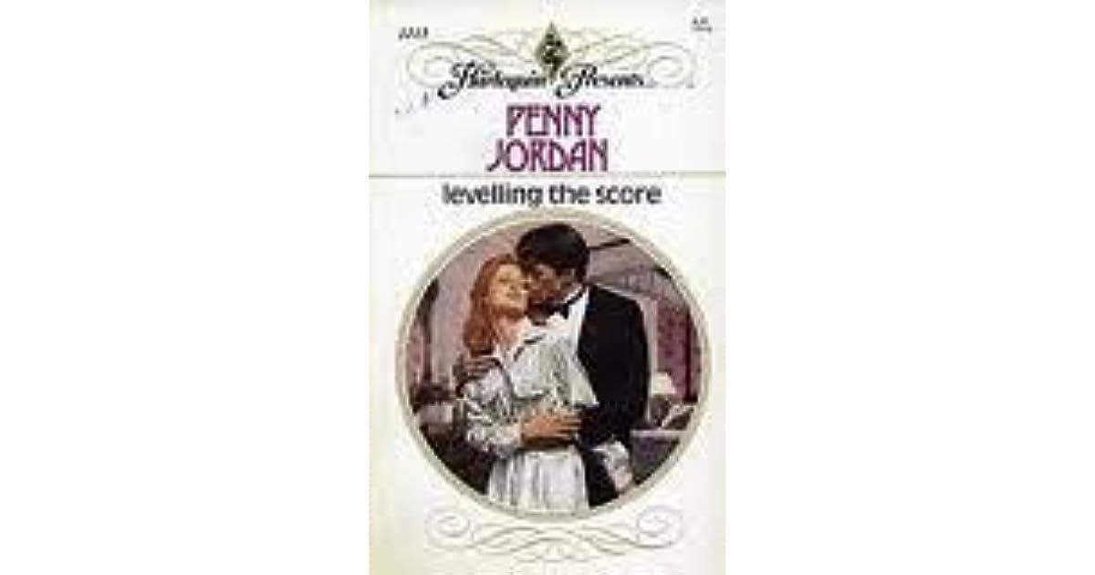 Levelling The Score by Penny Jordan