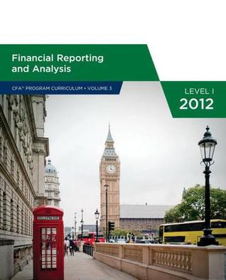 Financial Reporting and Analysis by CFA Institute