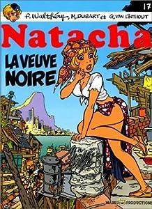 La veuve noire (Natacha, #17)