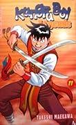 Kungfu Boy Legends Vol. 11