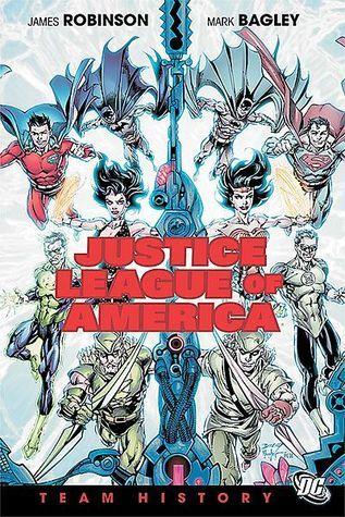 Justice League of America, Vol. 7: Team History