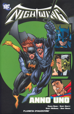 Nightwing: Year One by Chuck Dixon