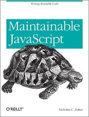 Maintainable JavaScript