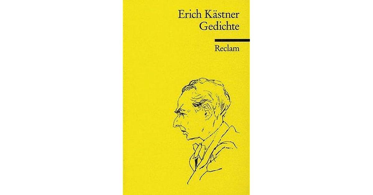 Gedichte By Erich Kästner