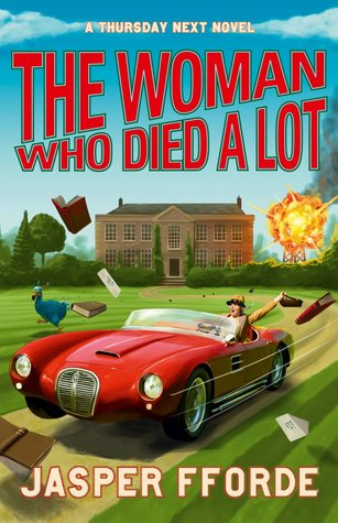 The Woman Who Died a Lot  pdf