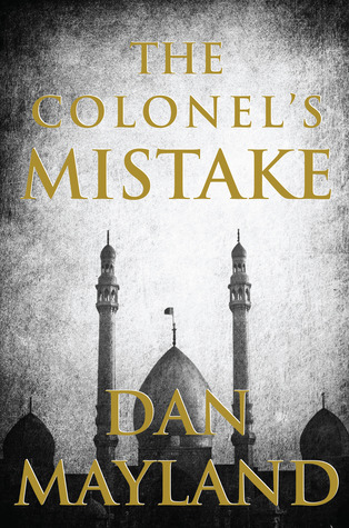 The Colonel's Mistake (Mark Sava #1 - Dan Mayland