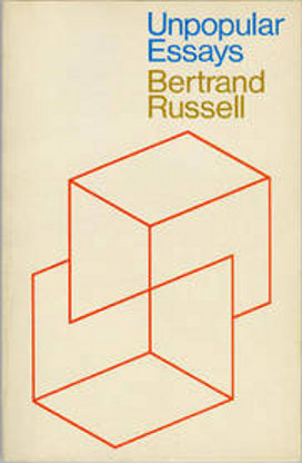 unpopular essays bertrand russell pdf