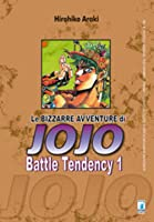 Le bizzarre avventure di Jojo n. 4: Battle Tendency n. 1