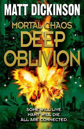 Deep Oblivion (Mortal Chaos, #2)