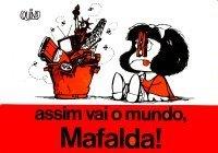 Assim Vai o Mundo, Mafalda