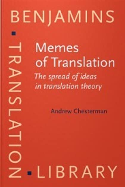 7367205._UY630_SR1200630_ memes of translation the spread of ideas in translation theory by
