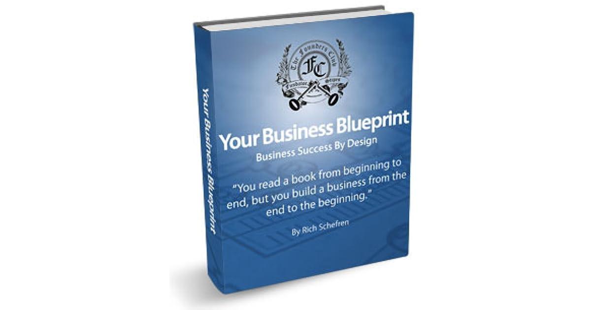 Your business blueprint by rich schefren malvernweather Images