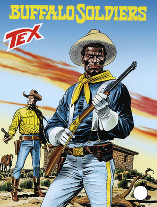 Tex n. 569: Buffalo Soldiers