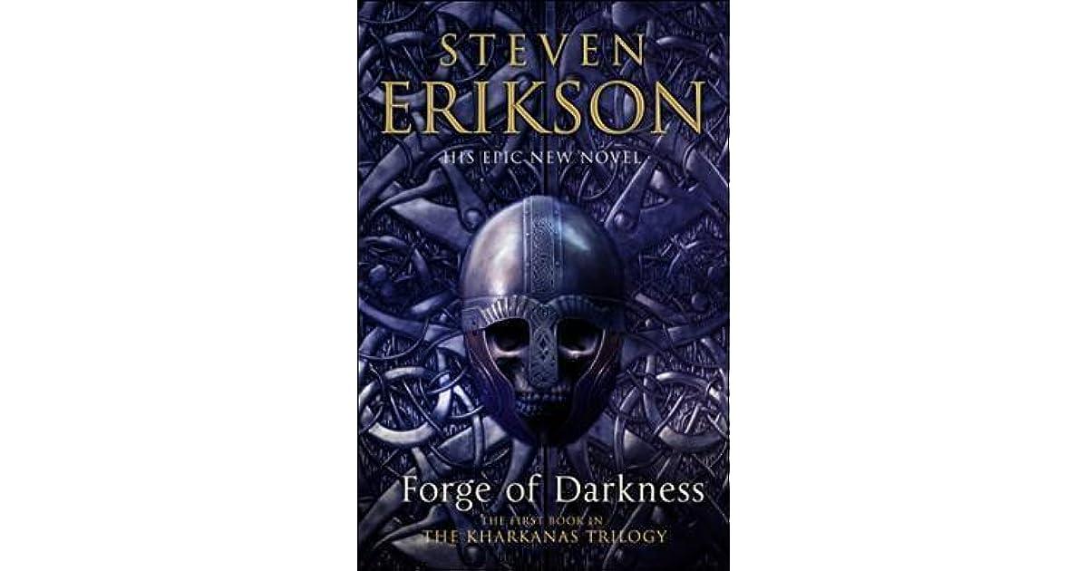 Steven erikson goodreads giveaways