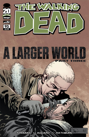 The Walking Dead, Issue #95