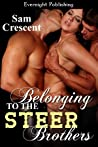 Belonging to the Steer Brothers (Cape Falls #2)