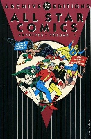 All Star Comics Archives, Vol. 1