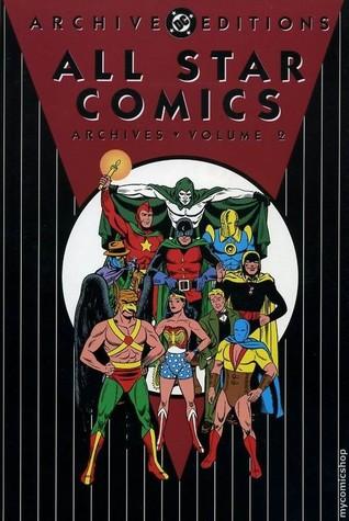 All Star Comics Archives, Vol. 2
