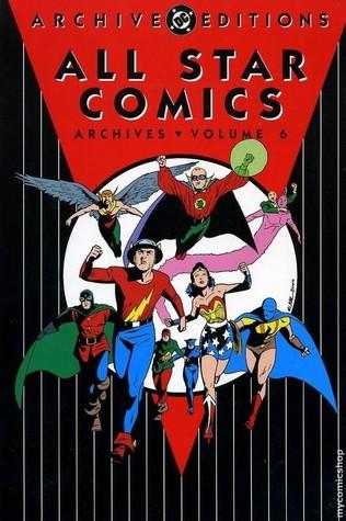 All Star Comics Archives, Vol. 6