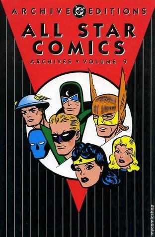 All Star Comics Archives, Vol. 9