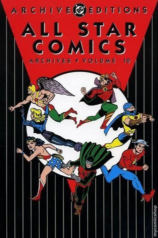 All Star Comics Archives, Vol. 10