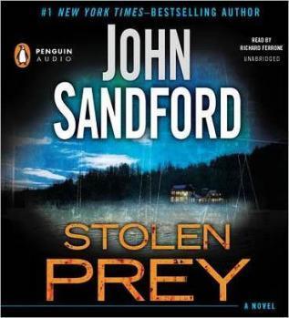 Stolen Prey (Lucas Davenport, #22) by John Sandford