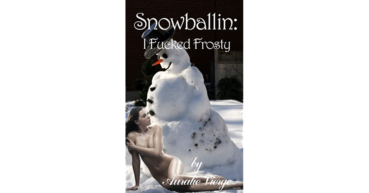 Frosty snowman adult the