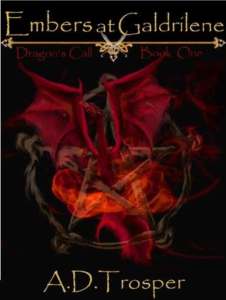 Embers at Galdrilene (Dragon's Call #1)