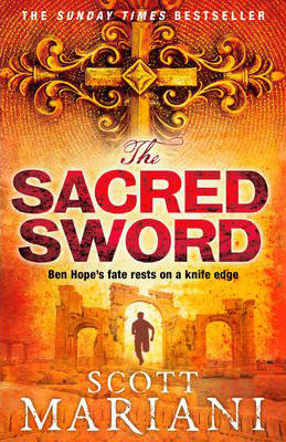 Download The Sacred Sword Ben Hope 7 By Scott Mariani