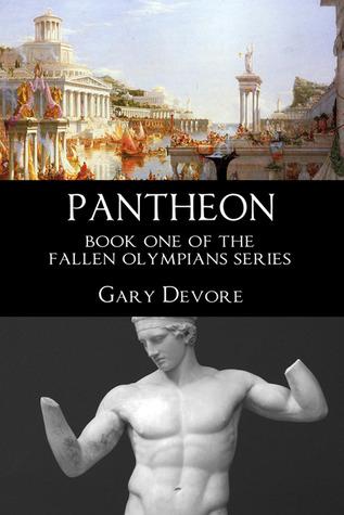Pantheon (The Fallen Olympians Series, #1)