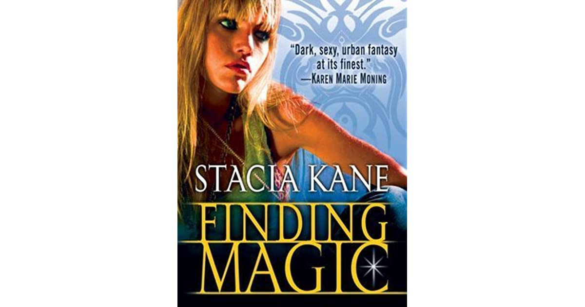Finding magic downside ghosts 05 by stacia kane fandeluxe Document