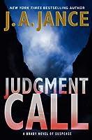 Judgment Call (Joanna Brady, #15)