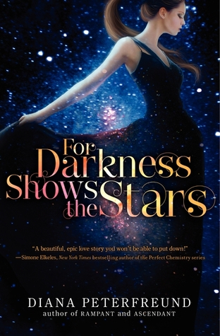 September 2019: For Darkness Shows the Stars by Diana Peterfreund