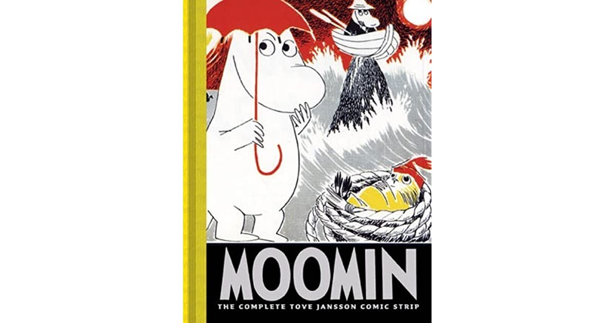 Moomin: The Complete Tove Jansson Comic Strip, Vol  4 by