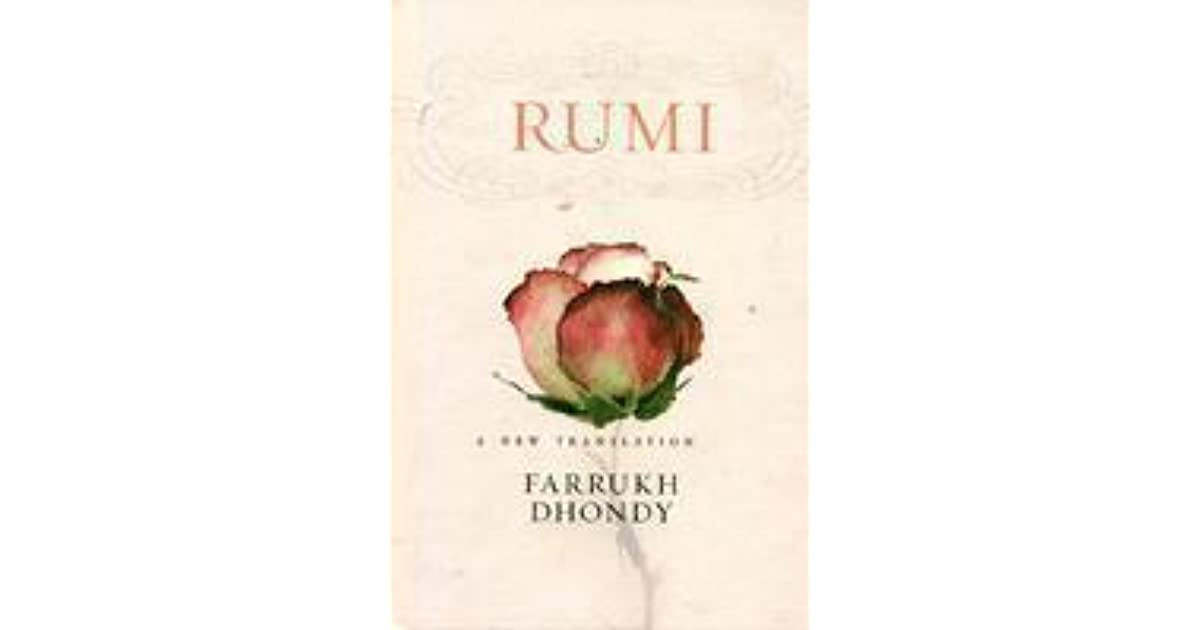 Rumi A New Translation By Rumi