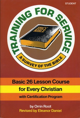 Training for Service REV Student GD: A Survey of the Bible
