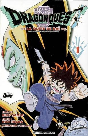 Dragon Quest Tome 1 By Riku Sanjo