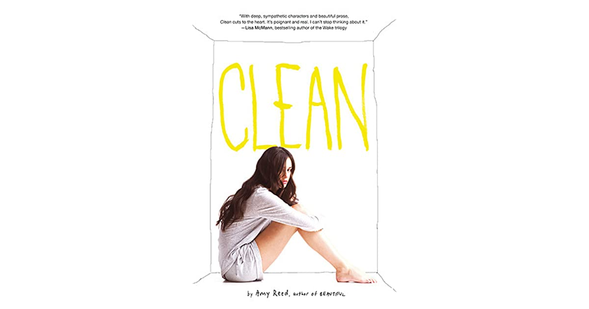 Clean by amy reed fandeluxe