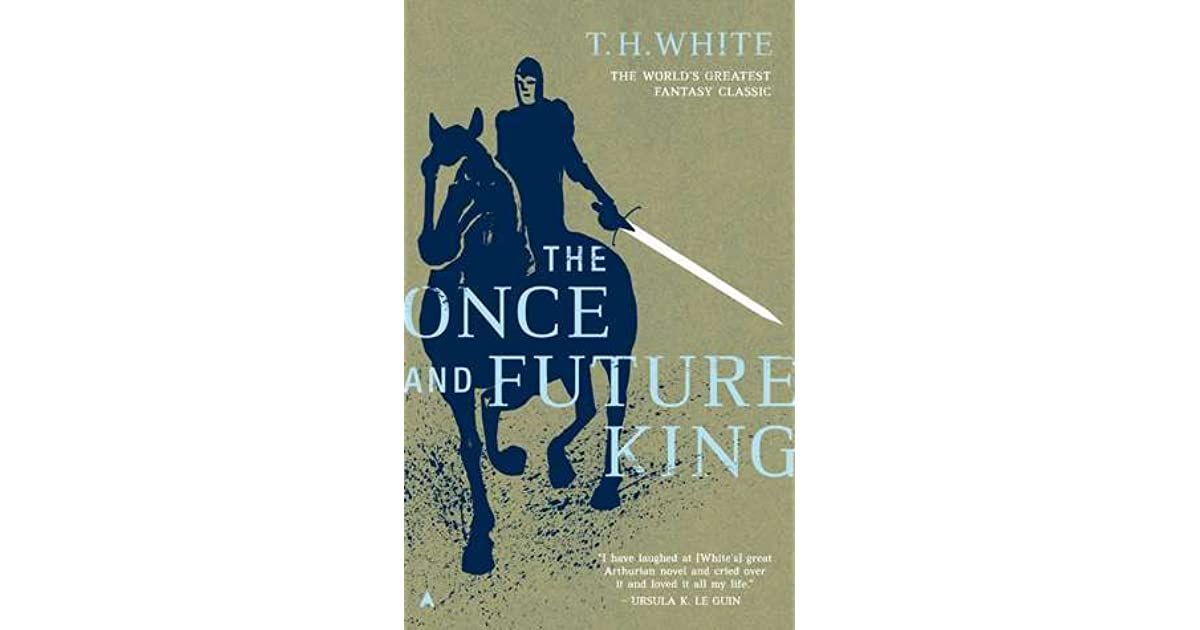 an analysis of anachronism and humor in t h whites novel the once and future king 'in the name of the future manhood of steven hahn's timely new foreword places foner's analysis in the context of recent scholarship tremendous humor.