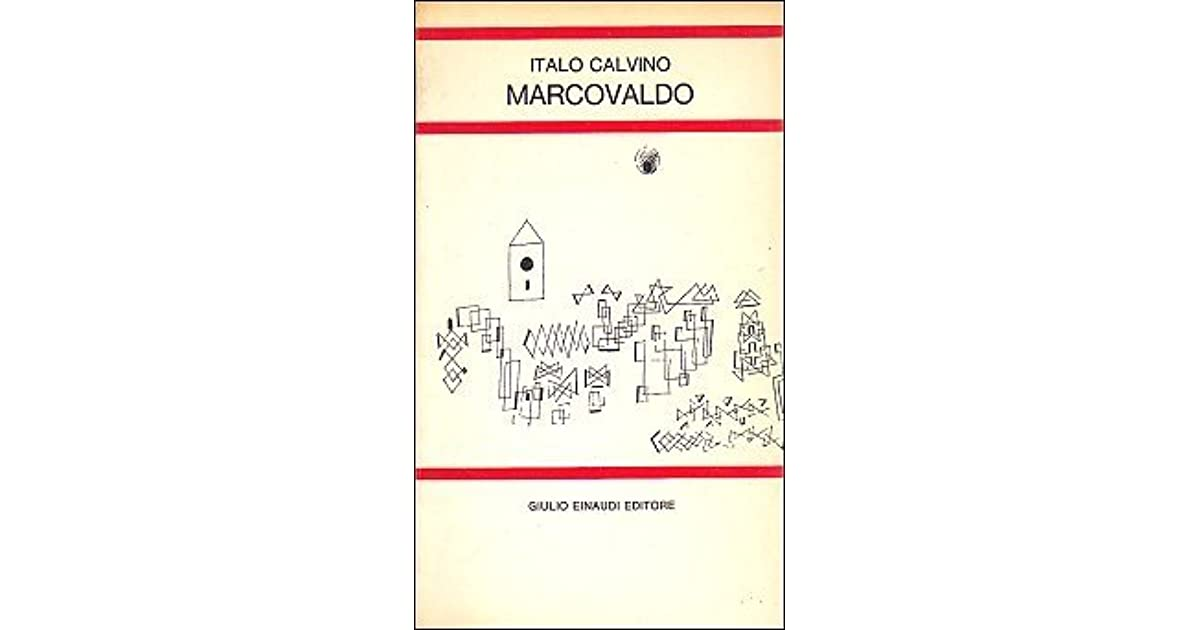 an analysis of the book marcovaldo by italo calvino Marcovaldo by italo calvino - book cover, description, publication history.