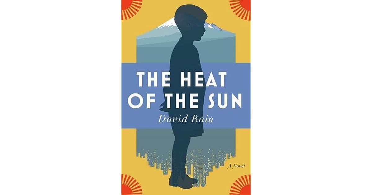The Heat Of The Sun By David Rain border=