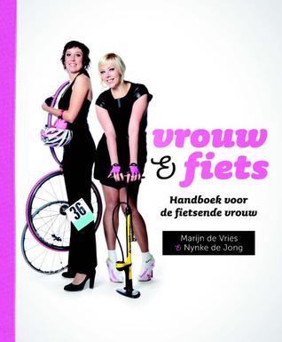 Vrouw en fiets by Nynke de Jong